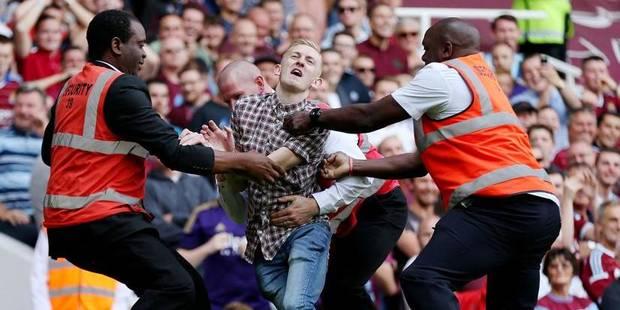 """Un fan anglais condamné à 385 euros pour un coup franc """"à la Beckham"""" - La DH"""