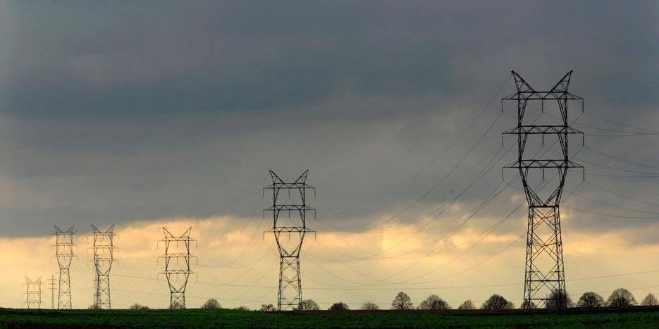Electricité: entre 49 et 116 heures de pénurie cet hiver selon Elia