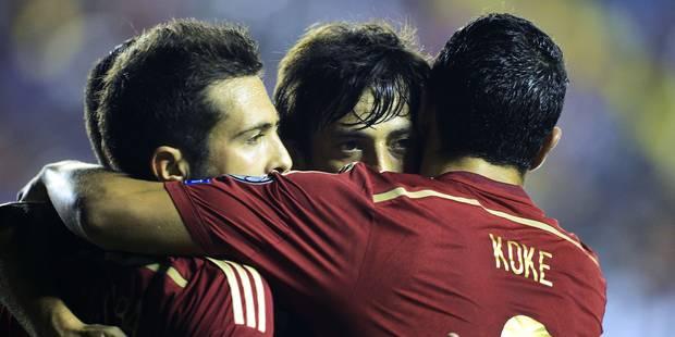 Euro 2016: l'Espagne et l'Angleterre brillent - La DH