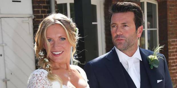 Sandrine Corman: un mariage au soleil - La DH