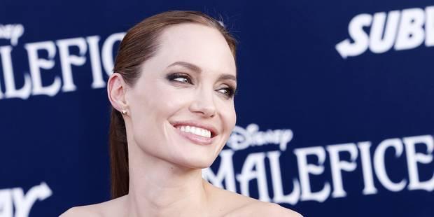 L'adolescence difficile d'Angelina Jolie entre mutilation et anorexie - La DH