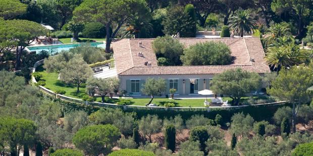 Villa Nagui Saint Tropez