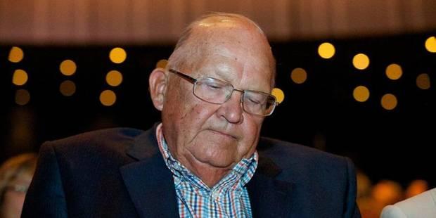Le vibrant hommage de Van Rompuy � Dehaene