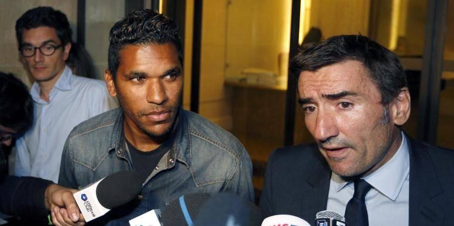 Coup de tête: Le Brésilien Brandao suspendu six mois