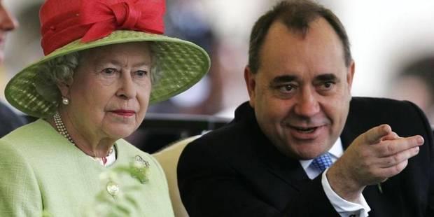 Ecosse: la reine appelle le peuple britannique à l'unité après le référendum