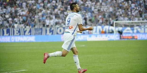 Ligue 1: Gignac remet (joliment) Marseille aux commandes - La DH
