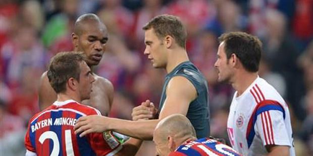 Manuel Neuer, un keeper trop volant ? - La DH
