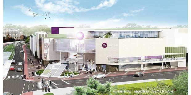 Le Woluwe Shopping veut s'étendre - La DH