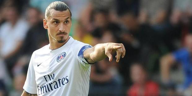 "Ibrahimovic ""zlatane"" un journaliste en zone mixte"