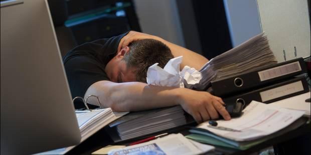Toujours plus d'absentéisme de longue durée - La DH