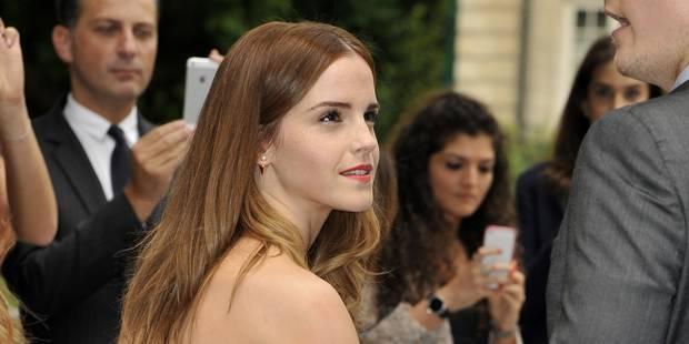 Emma Watson menacée et insultée après son discours sur le féminisme - La DH