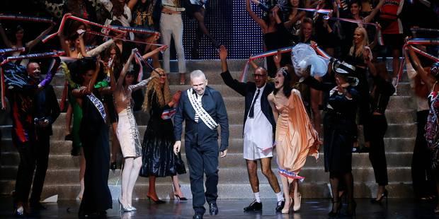 Jean Paul Gaultier et les défilés, c'est terminé! - La DH