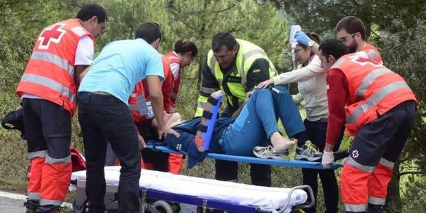 Mondiaux de cyclisme: des spectateurs blessés par une voiture suiveuse - La DH