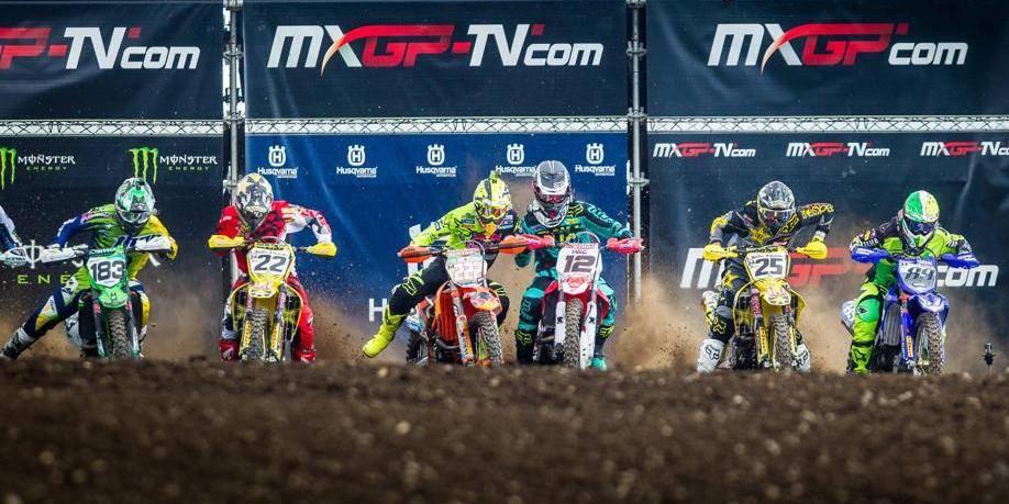 Motocross des Nations: La Belgique 2e derrière la France