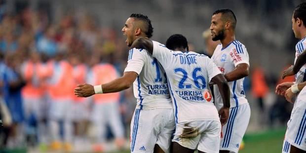 Ligue 1: Marseille en sixième vitesse - La DH