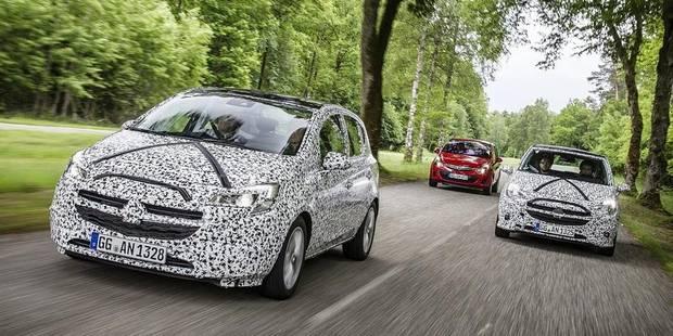 Rappel d'Opel Adam et Corsa! - La DH