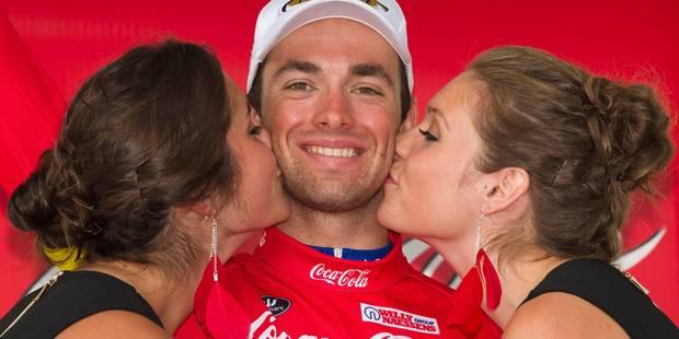 Tom Van Asbroeck roulera pour Belkin en 2015 - La DH