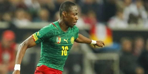 Enoh qualifié pour le match contre Bruges - La DH