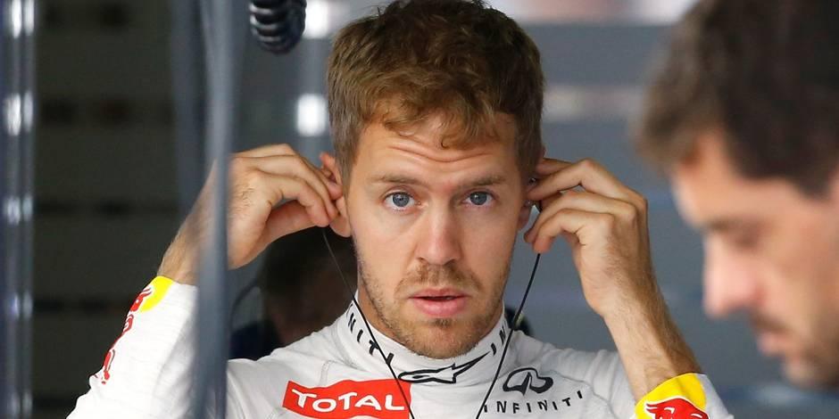Vettel va quitter Red Bull
