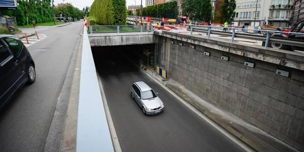 Toujours plus de retard pour la démolition du viaduc Reyers - La DH