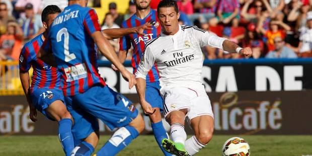 Espagne: Le Real et le Barça déroulent avant le clasico - La DH