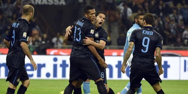 Inter Milan 2-2 Naples : L