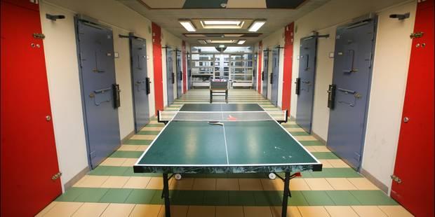 Le gouvernement entend mettre un terme à la location de cellules à Tilburg - La DH