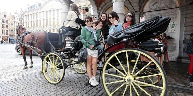 Bruxelles ou le boom du tourisme chinois - La DH