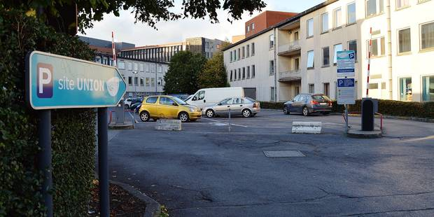 Le Chwapi veut étendre son parking - La DH