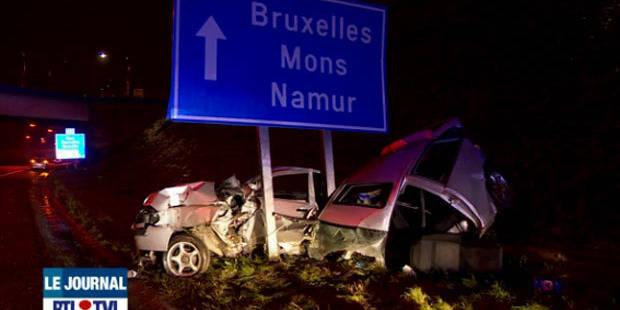 Gosselies: le conducteur coincé sous sa voiture est décédé à l'hôpital - La DH