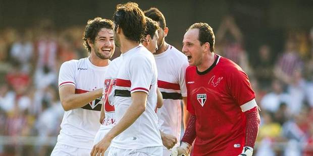 Rogerio Ceni, record du nombre de victoires avec un même club - La DH