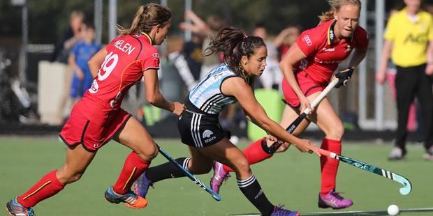 Les Red Panthers c�dent encore face � l'Allemagne