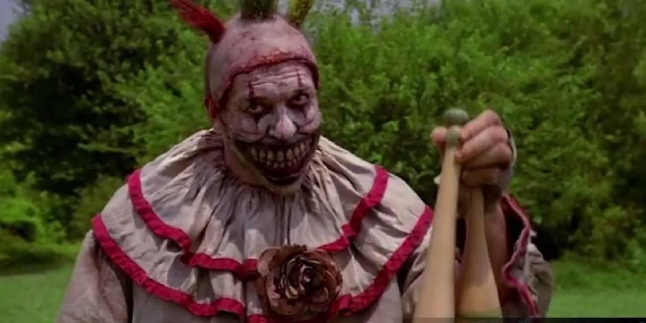 American Horror Story, une des causes du phénomène des clowns maléfiques ?