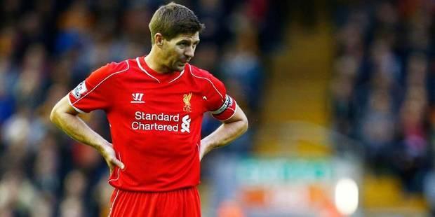Et si Gerrard abandonnait les Reds? - La DH