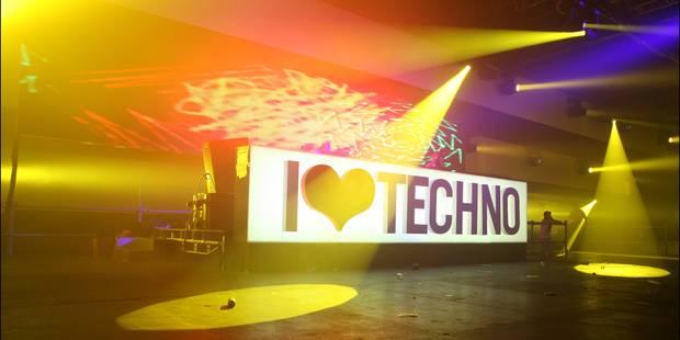 """I love techno"" a rassemblé 26.000 fans! - La DH"