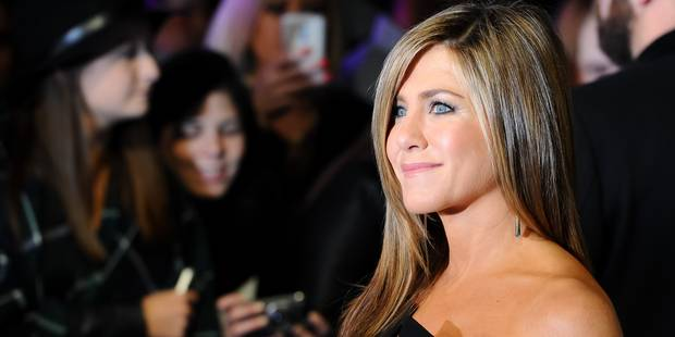 """Jennifer Aniston: """"Friends? On devrait attendre d'être très vieux pour le refaire!"""" - La DH"""