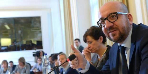 Fiscalité: Charles Michel contraint de défendre sa réforme - La DH