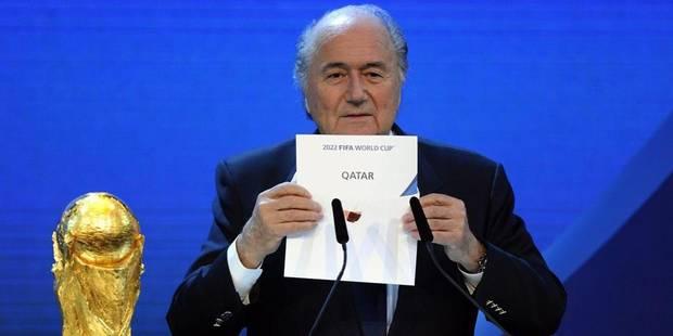 Coupe du monde 2018 2022 la fifa porte plainte for Maison du monde qatar