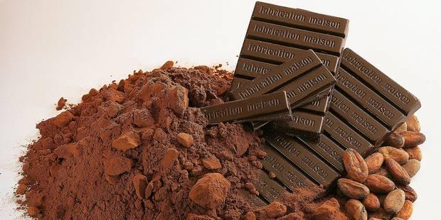 Image gallery chocolat belge for Le comptoir du meuble bruxelles