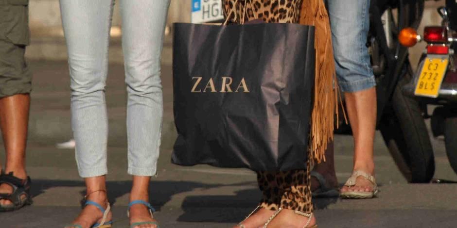 Pourquoi est-il interdit d'acheter plus de cinq habits par mois chez Zara à Caracas?