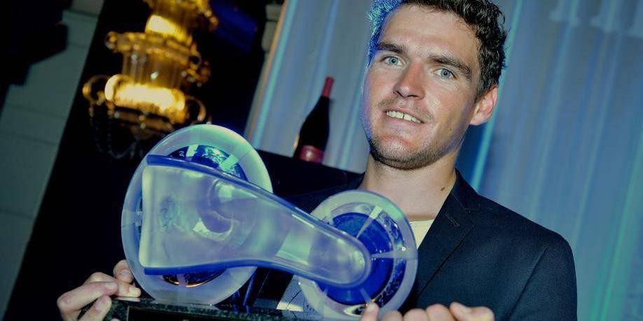 Vélo de cristal: Van Avermaet devance Philippe Gilbert