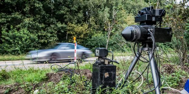 Les radars-tronçons à Bruxelles, c'est pour 2015 - La DH