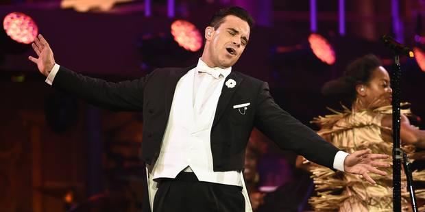 La marque de vêtements de Robbie Williams chez Primark - La DH