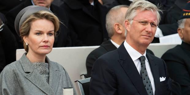 Philippe et Mathilde re�us en d�cembre par le pape