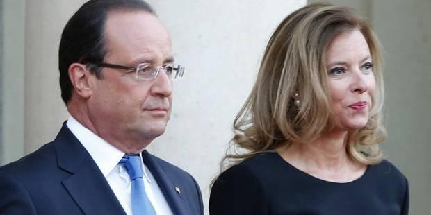 """Trierweiler règle ses comptes avec Hollande à l'internationale...""""pour se reconstruire"""" - La DH"""