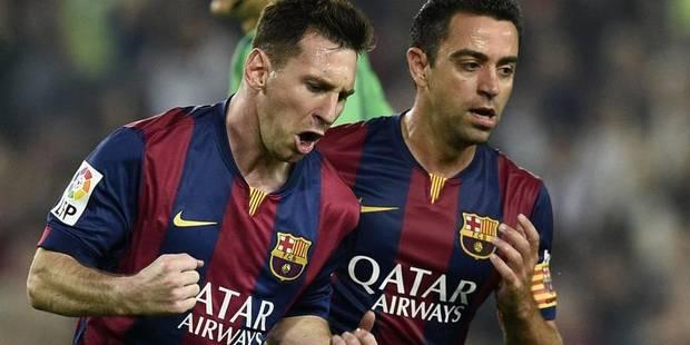 Le superbe but qui fait (encore un peu plus) entrer Messi dans l'Histoire