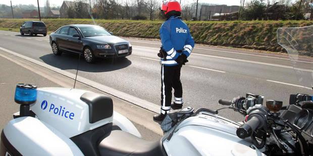 Accident mortel sur la chaussée Brunehaut - La DH