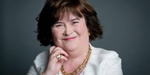 Susan Boyle a enfin trouvé l'amour - La DH