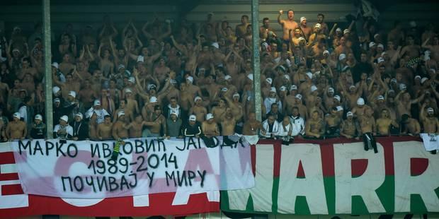 Incidents des supporters contre Lokeren: Deux matches à huis-clos pour le Legia - La DH