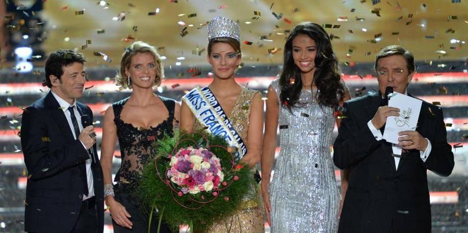 Miss Nord Pas-de-Calais élue Miss France 2015